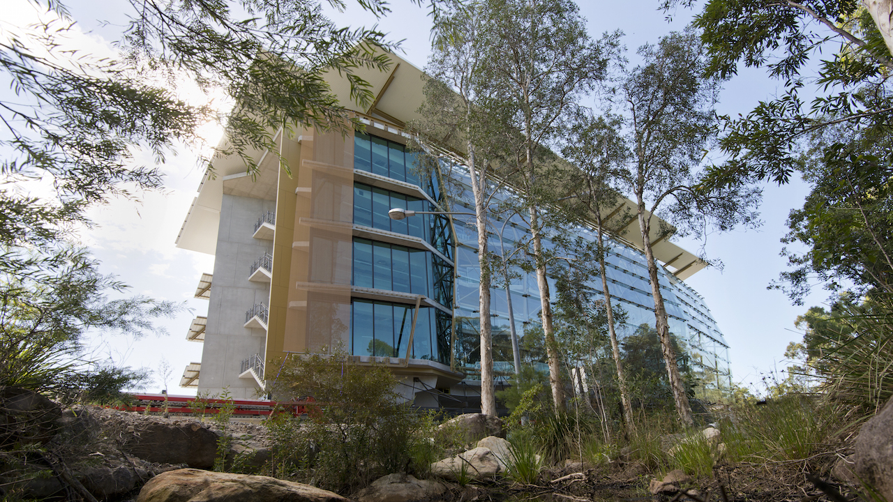 Griffith University Nathan Campus's Sir Samuel Centre in Brisbane
