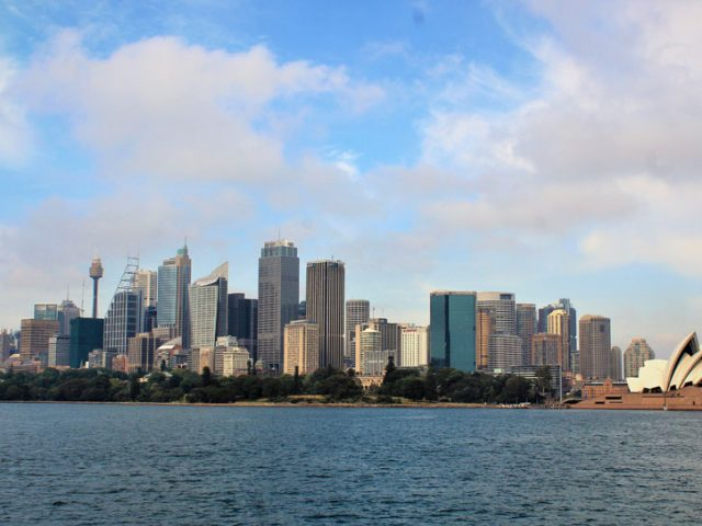 Study abroad and intern in Sydney, Australia