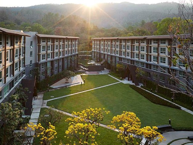 Chiang Kai housing for study abroad students